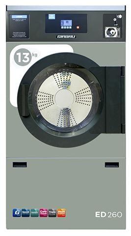 Tiboss - Girbau ED260 Vended